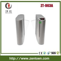 Quality stainless steel access control swing turnstile/ rfid turnstile gate for sale