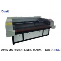 Quality Auto Feeder Four Laser Heads Fabric Laser Cutting Machine For Multi Picture Engraving for sale
