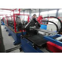 Quality Automatic roller Door Frame Roll Forming Machine , sheet profile cold roll forming machine for sale