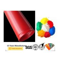 Quality Epoxy Smooth Finish 	Pipeline Powder Coating Good Bending Resistance for sale