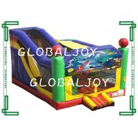 Quality Playing Inflatable Bouncer Toy Fire Retardant Bouncing House for sale