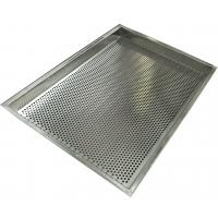 Quality 316  Stainless Steel Mesh Tray Oven Metal Perforatted Baking 2.0mm Thickness for sale