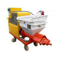 Quality High Speed Professional Electric Mortar Spraying Machine For Wall And Ceiling for sale