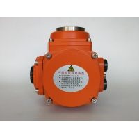 China 100Nm Explosion proof electric actuator IP67 ExⅡBT4Gb on sale