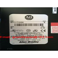 Quality AB Allen Bradley 2711-T10C8 Touch Screen New In Stock - Grandly Automation Ltd for sale