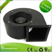 Quality Low Noise Forward Curved Blower / DC Centrifugal Fan For Fresh Air System 160mm for sale