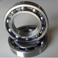 Quality Single Row Forklift Deep Groove Ball Bearings Original Timken Open Type for sale