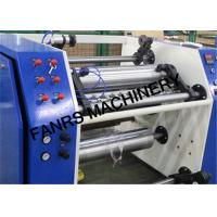 Buy Non Woven Fabrics Rewinding And Slitting Machine With Automatic Perforating Setting System at wholesale prices