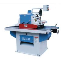 Quality mj153 high speed automatic single blade rip saw for plywood in china for sale