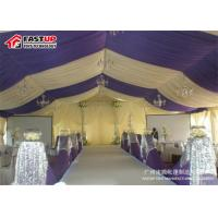 Buy Elegant Very Large Party Tent 30 X 30 Party Tent Rain - Proof High Reinforce Frame at wholesale prices
