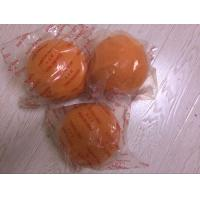 China Efficient Concrete Pump Cleaning Ball Orange Red Blue Color Environmental Protection on sale