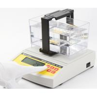 Quality DE-120K Portable Gold Purity Testing Machine , Gold Karat Meter , Gold Assay Test Equipment for sale