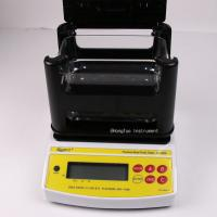 Quality RS-232 Karat Density Electronic Gold Testing Instrument With Purity Percentage for sale