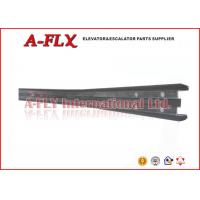 Quality Schindler Escalator Header Curve / Aluminum Escalator SDS Guide Rail for sale