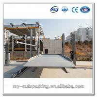 China Car Parking Lot Solutions Car Lifting Device Car Parking System Rotating Carousel Parking on sale