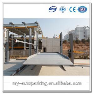 China Car Parking Saver Vertical Parking Garage Automatic Equipment Hydraulic Garage Car Lift on sale