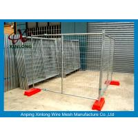 Quality Hot Dipped Galvanized Temporary Fencing Panels Australia Standard for sale
