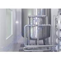 Quality Automatic Control Purified Water Treatment Equipments / Plant Water Softener for sale