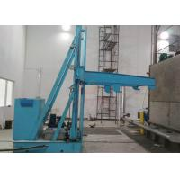 Quality Plant Workshop Festoon Cable Railway Carriage With Lifting Arm for sale