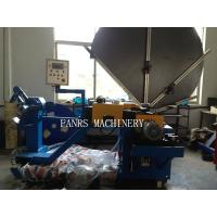 Quality Mitsubishi PLC Spiral Tube Forming Machine F1500C Two Working Styles for sale