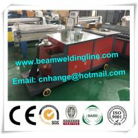 Quality HVAC Duct Pipe Elbow Make Equipment Orbital Tube Welding Machine In Making Elbow for sale