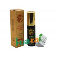 Quality Fast Acting Super Dragon 6000 Delay Spray 10ml Nutritional No Side Effects for sale