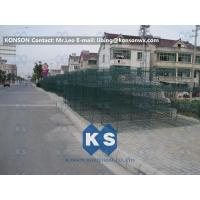 Quality Heavy Galvanized PVC Gabions Woven Hexagonal Mesh Wire Gabion Basket for sale