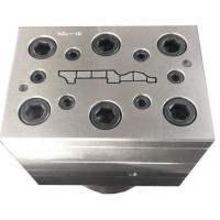 Quality High Precision Plastic Extrusion Dies / 3Cr13 Multi Single  Cavity Mold for sale
