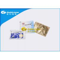Quality Heat Seal Lacquer Aluminium Foil Pharmaceutical Sachets Film For Granules / Powders for sale