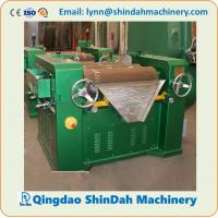Buy cheap Three Roll Mill, Triple Roll Grinding Mill, 3 Roller Mill, S65, S150, S260, S405, lipstick three roller mill from wholesalers