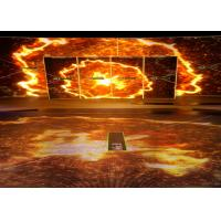 China P6.25 Interactive Led Dance Floor Display With Low Price LED Screen on sale