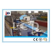 Quality Downspout Cold Roll Forming Machine With Computer Control Optional Color for sale