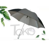 Quality UV Protection Walking Stick Umbrella , Easy Open Umbrella Cane Walking Stick for sale