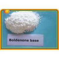 Quality Boldenone base 846-48-0​​ Boldenone Steroid White Crystalline Powder for sale