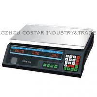 Quality Electronic price computing scale max 30KG for sale