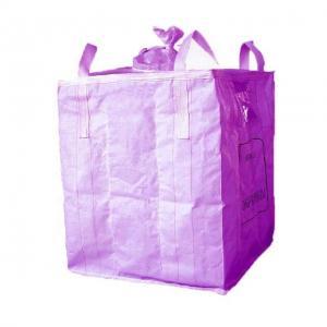 China Virgin PP Woven Reusable Jumbo Bag Custom Size / Color Available 1000kg - 2500kg on sale