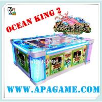 Quality IGS Original Ocean King 2 Monster Revenge Inkfish King fish hunting games machine for sale