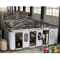 Quality 3 In 1 Carbonated Drink Filling Machine For Energy Soft Drink High Speed Making for sale