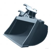 China High quality Excavator bucket Q345B Material Black Color for 10T-100T on sale