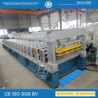 Quality High Speed Long Span Roll Former with ISO Quality System and Life Time Service for sale