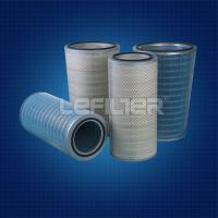 China Pleated Filter Cartridge Dust Collector Donaldson P191526-016-436 on sale
