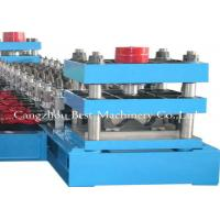 Quality Building Material Highway Guardrail Forming Machine 380V 50Hz 3 Phases for sale