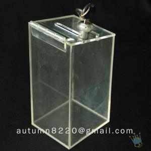 China BO (39) custom acrylic bakery display case on sale