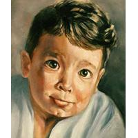 Quality art painting figure image house wall art for sale