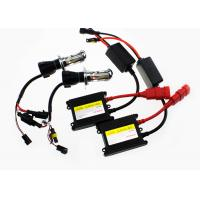 Quality BI XENON H4 9003 Car Xenon HID Kits , Slim Ballasts Hid High And Low Beam Kits for sale