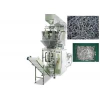 Quality Fully Automatic Weight Packing Machine , Multihead Weighing And Packing Machines for sale