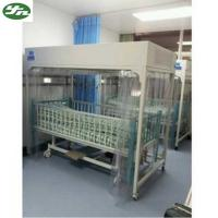 Quality Medical Bed Hospital Purifying Laminar Air Flow System Single People Chamber for sale