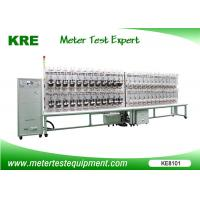 Quality 48 Positions Single Phase Energy Meter Test Bench Auto Mark Locking Standard Deviation for sale