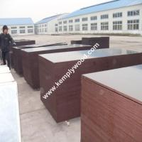 China Shandong linyi film faced plywood marine plywood for concrete formwork on sale