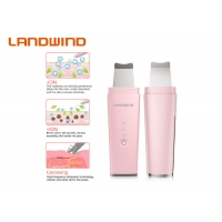 Quality Facial Vacuum Professional Ultrasonic Skin Scrubber for sale